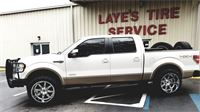 Lifts, Leveling Kits, Tires & Wheels